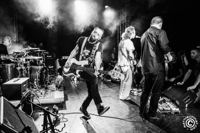 Norbert Nono Krief NNK group live @ Espace Icare, Issy-les-Moulineaux. June 27th 2015. David Sparte (vocals), Leon Combs (bass), Nicolas Josset (drums). Guests : Peter Nathanson, Brice Delage, Manu Rodier, Lucas Peaquin, Jean-Claude Krief, Hervé Krief.