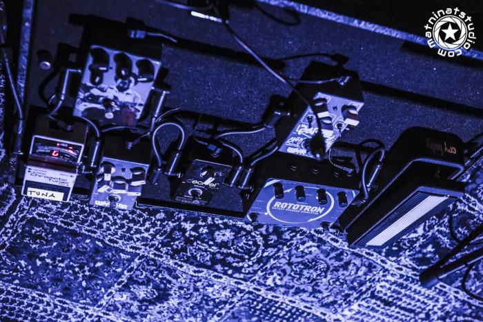 Blackberry Smoke live @ Le Trabendo in Paris, France. Tuesday October 20th 2015. © Mat Ninat Studio | Film&TV Director | Photographer | Musician. www.matninatstudio.com