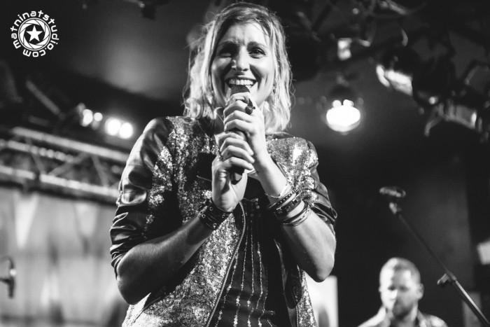 Gaelle Buswel live @ New Morning, Paris. Mercredi 7 octobre 2015. © Mat Ninat Studio