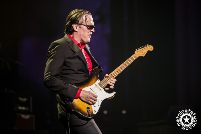 Joe Bonamassa live @Le Grand Rex, Paris. October 19th 2015. © Mat Ninat Studio | Film & TV Director | Photographer | Musician