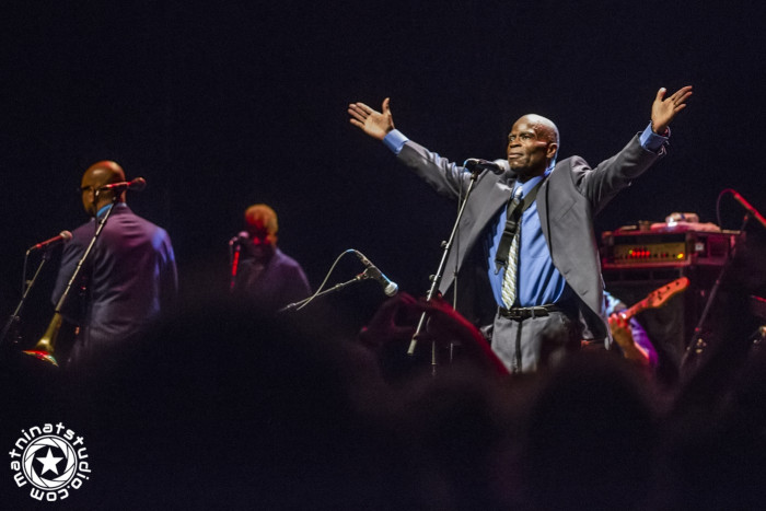 Maceo Parker, live at Le Bataclan, Paris, France. October 23rd 2015. © Mat Ninat Studio
