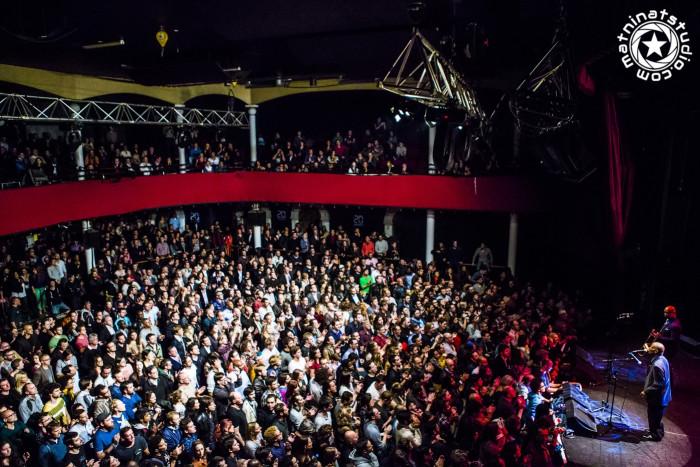 Maceo Parker, live at Le Bataclan, Paris, France. October 23rd 2015. © Mat Ninat Studio