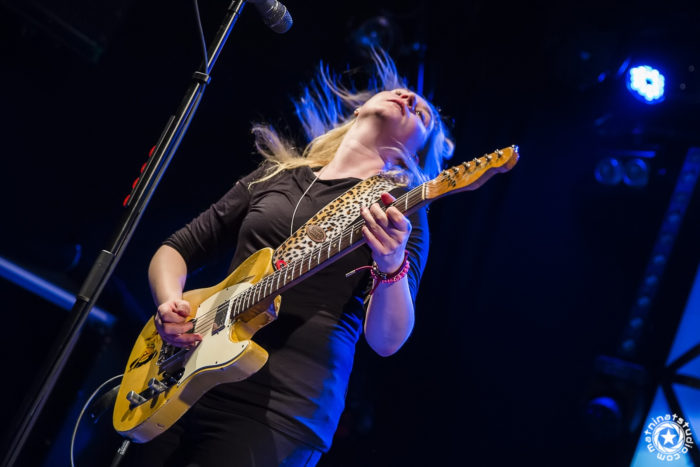 Joanne Shaw Taylor live @ Forum de Vauréal, Paris, France. November 18th 2016