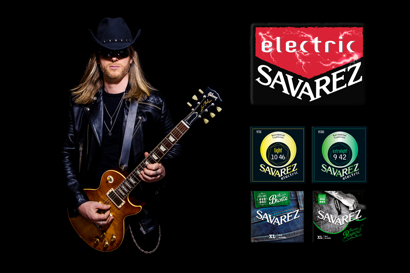 MAT NINAT Savarez strings endorsement